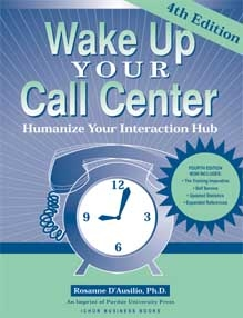Wake Up Your Call Center - Customer Service Skills Training